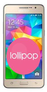 Download Gratis Upgrade Lollipop Samsung Galaxy Grand Prime Dengan Odin