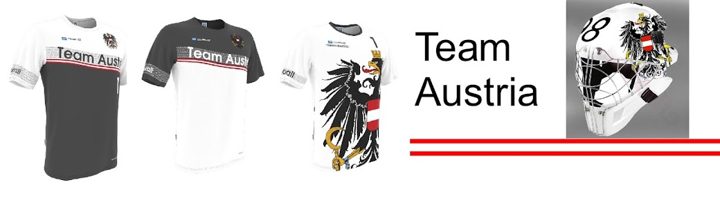 Team Austria Floorball
