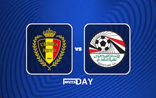 Belgium vs Egypt – Highlights
