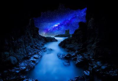 Foto increíble de paisaje