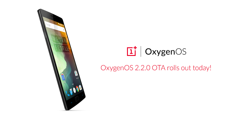 OnePlus 2 Getting OxygenOS 2.2 OTA Update with Bug Fixes and More