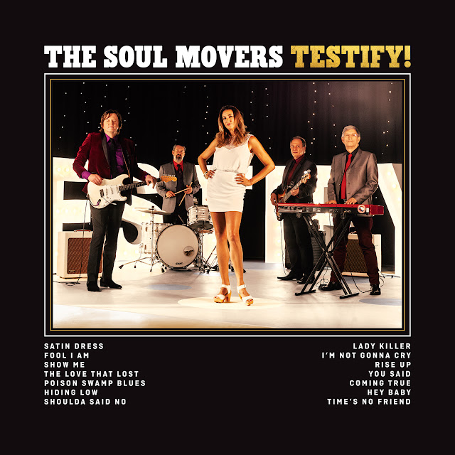 The Soul Movers. Rachel Hancock @retrogoddesses. Giveaway