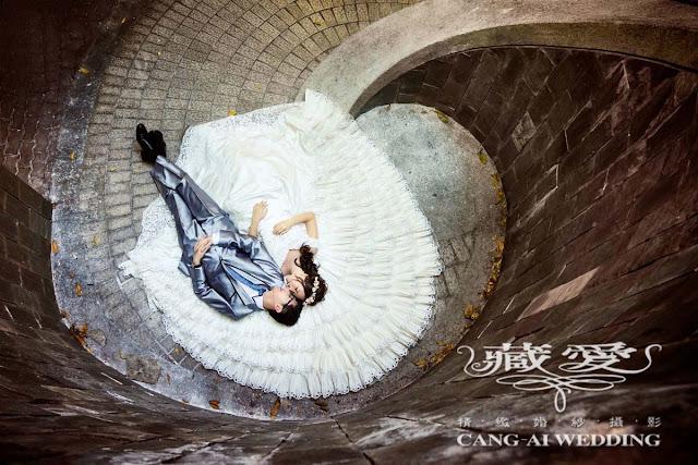 spiral underground