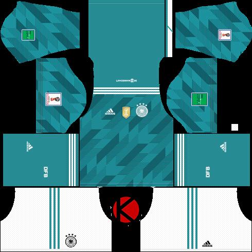 db32392a1ba Germany 2018 World Cup Kits - Dream League Soccer Kits - Kuchalana