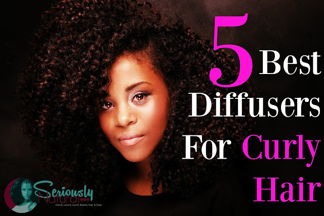 5 Best Diffusers for Curly Hair