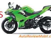 Komparasi Kawasaki Ninja 250 model 2018 VS CBR250RR