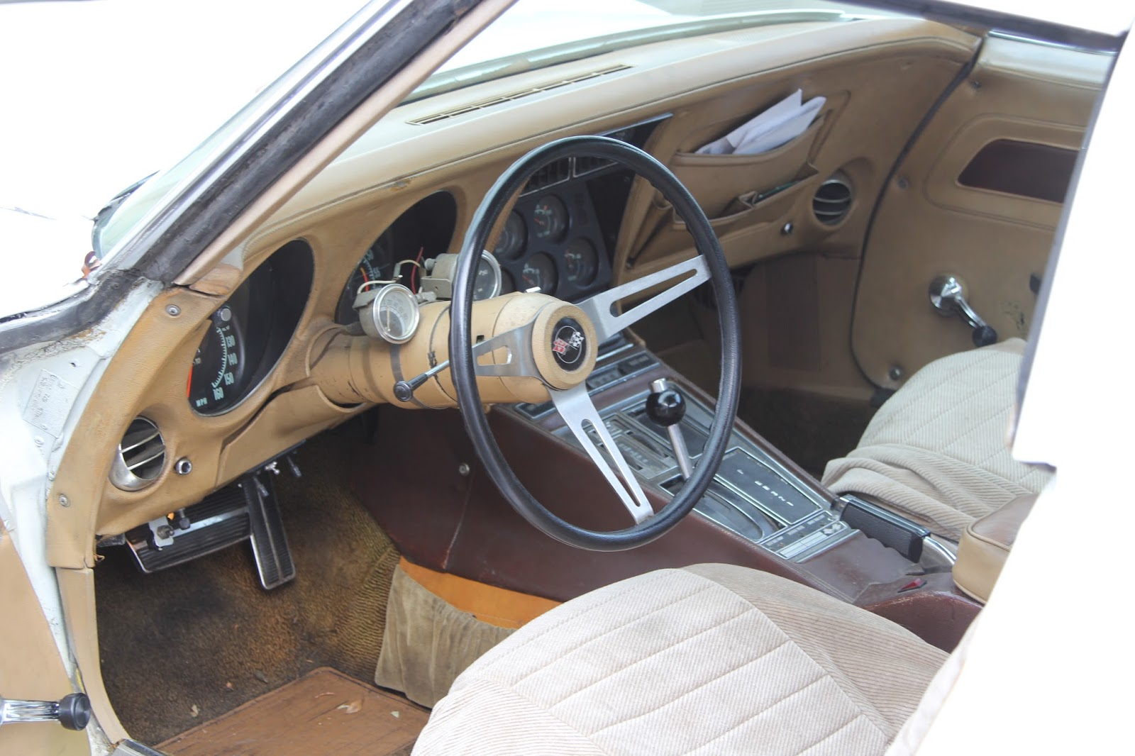 Cooks Upholstery And Classic Restoration Corvette 1970 Complete
