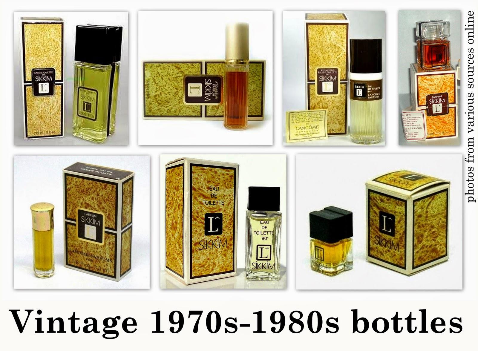c8b31b5dd Parfums Lancome: Sikkim c1971