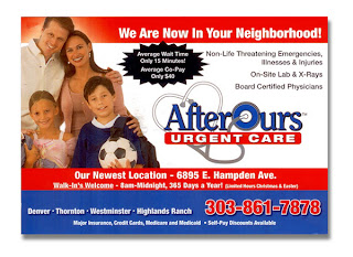 Best Postcard Design Postcards For Urgent Care Marketing