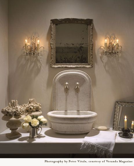 Pamela Pierce designed bathroom