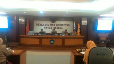 CCED Unila Gelar Diskusi dan Dialog Tentang Standar Kompetensi Kerja Nasional Indonesia (SKKNI) Bidang Manajemen Sumber Daya Manusia
