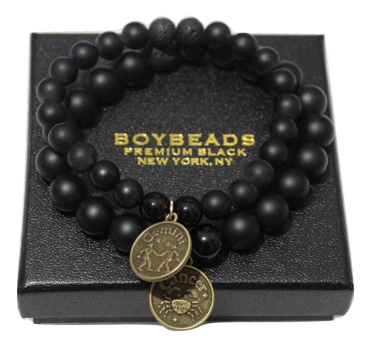 8e62444e89c62 BOYBEADS- Custom Beaded Bracelets for Men New York, NY: August 2016