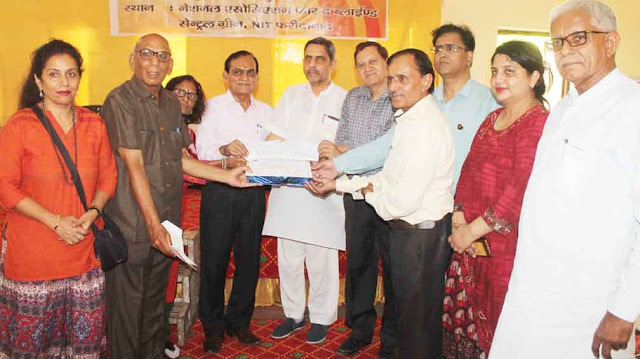 Completion of three day Divya Equipment Distribution Program
