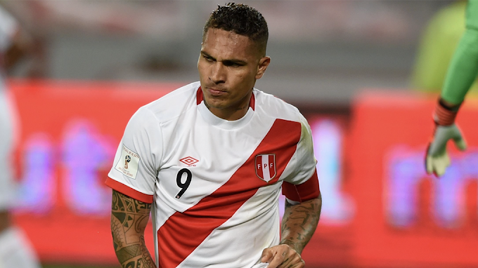 Paolo Guerrero evalúa la posibilidad de dejar de jugar con la Selección Peruana