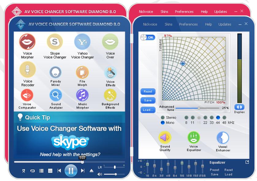 Audio4fun av voice changer software diamond v7.0.33 read nfo dvt
