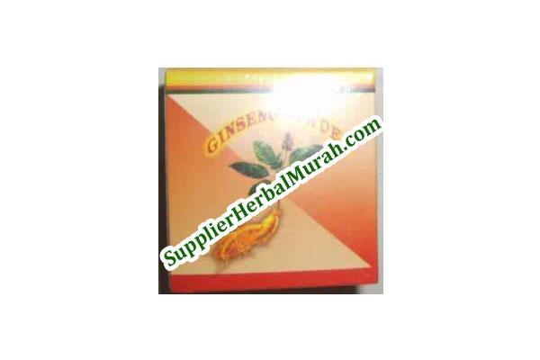 Ginseng Powder (Suplemen Penunjang Kesehatan)
