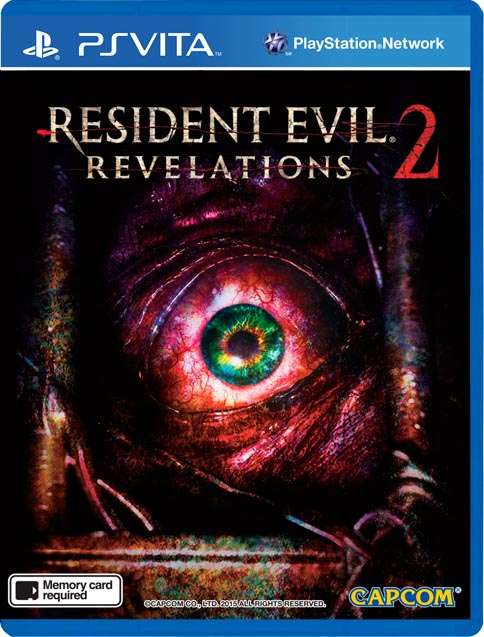 ALL GAMES FREE: Resident Evil: Revelations 2 (NoNpDrm) [USA] PS VITA