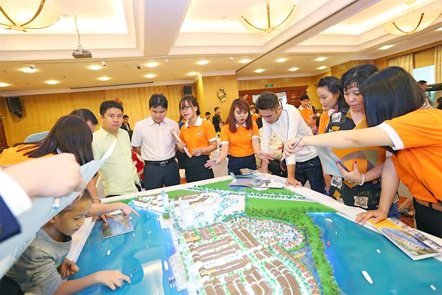 Dự án Marine City Vũng Tàu