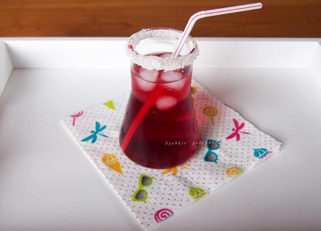 Mrożona herbata owocowa dla dzieci