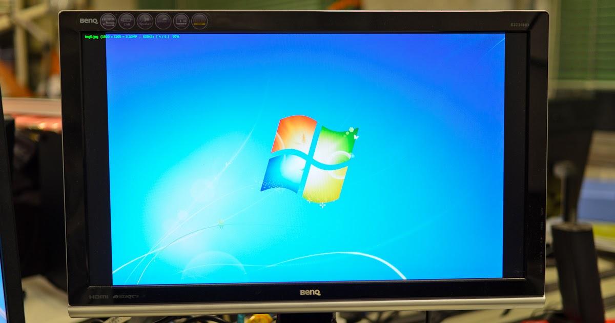 Goodbye Japan Tft Monitor Benq E2220hd
