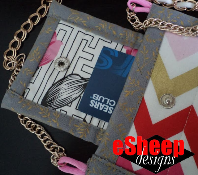 Out & About Crossbody Bag by eSheep Designs