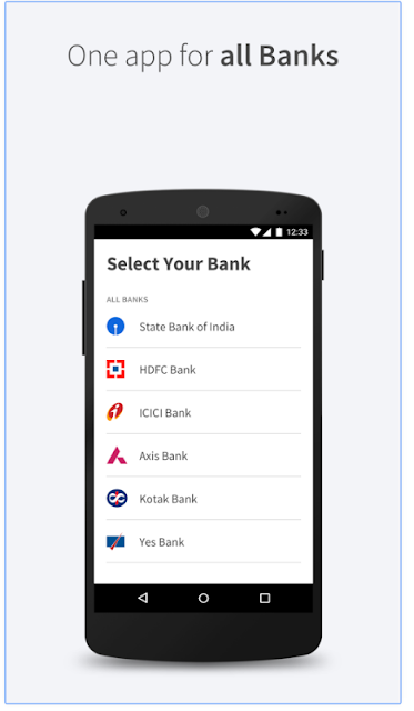 BHIM App Download Online for Android Install Use Transfer Money