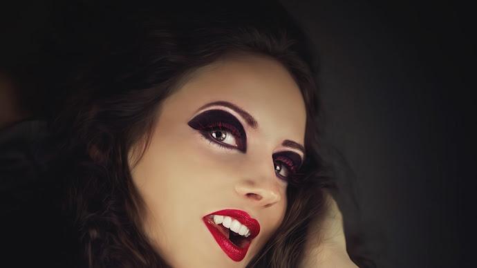 Wallpaper: Beauty. Legend. Vampire Girl