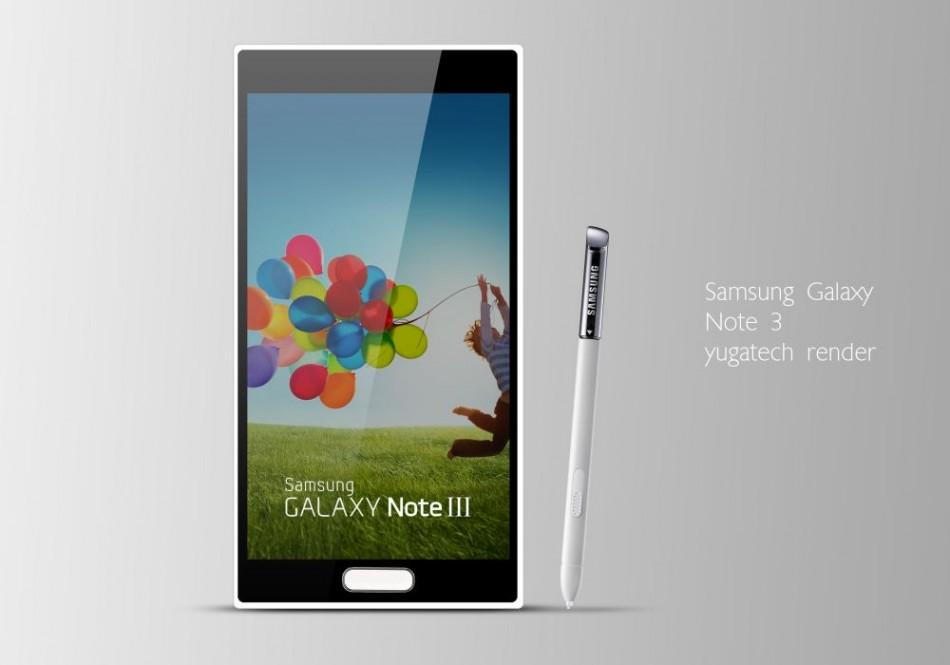 Samsung announced Samsung Galaxy Note III with 4K UHD 5.7 ...