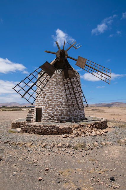 Mulino a vento-Fuerteventura