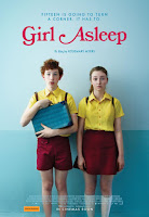 Girl Asleep (2016) Poster