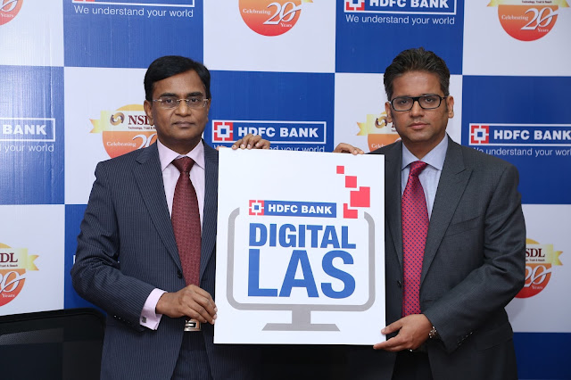 HDFC DigitalLAS