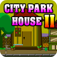 AvmGames City Park House Escape 2