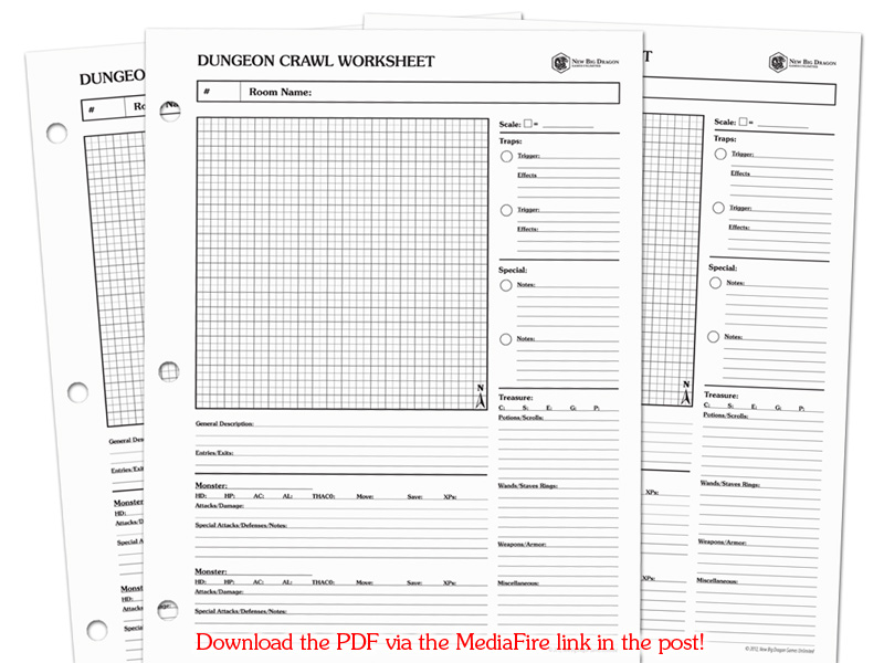 Printables Manual J Worksheet save vs dragon free dungeon crawl worksheet worksheet