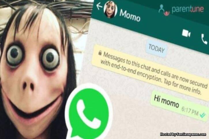 Awas! Bahaya Momo Challenge Galakkan Kanak-kanak Membunuh Diri