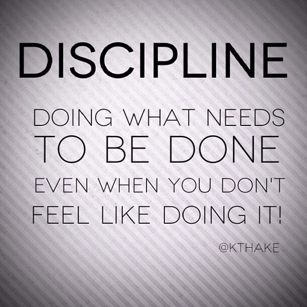 Hakeology NO EXCUSES! The Power of Self-Discipline