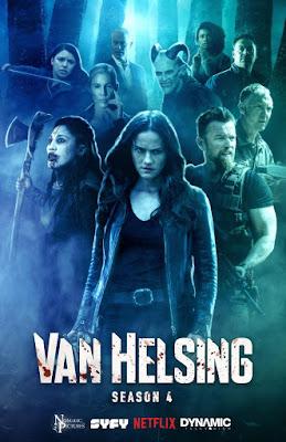 Van Helsing Season 4 Poster
