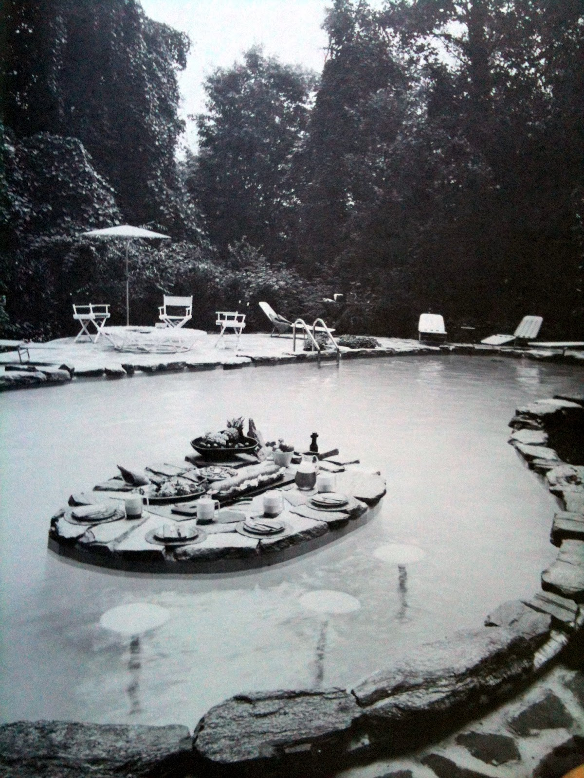 1960s Swimming Pool