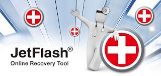 JetFlash Online Recovery v1.0.0.48