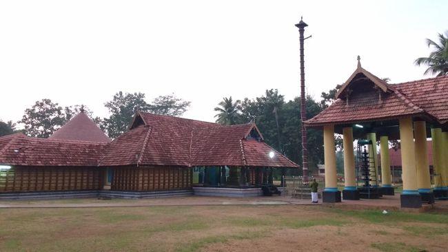 Thrikkakara Sri Vamana Moorthy Temple
