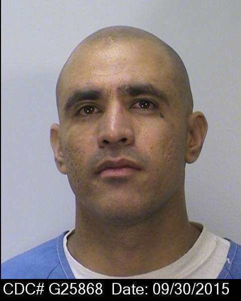 Luis Rodriguez California Death Row