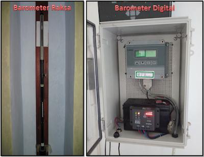 Barometer - alat ukur tekanan udara