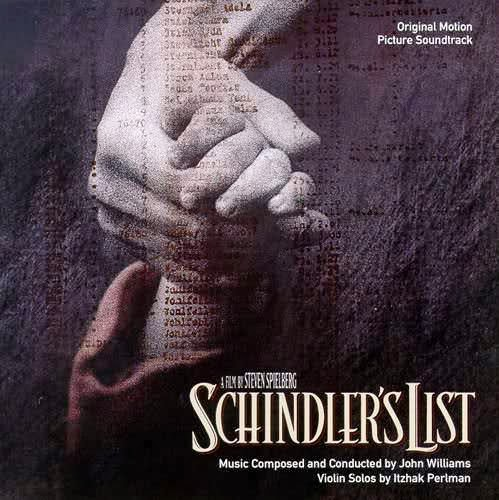 schindlers list soundtracks