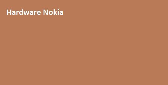 Hardware Nokia