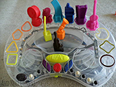 Symphony in B, just one of many great recommended music toys for kids from And Next Comes L