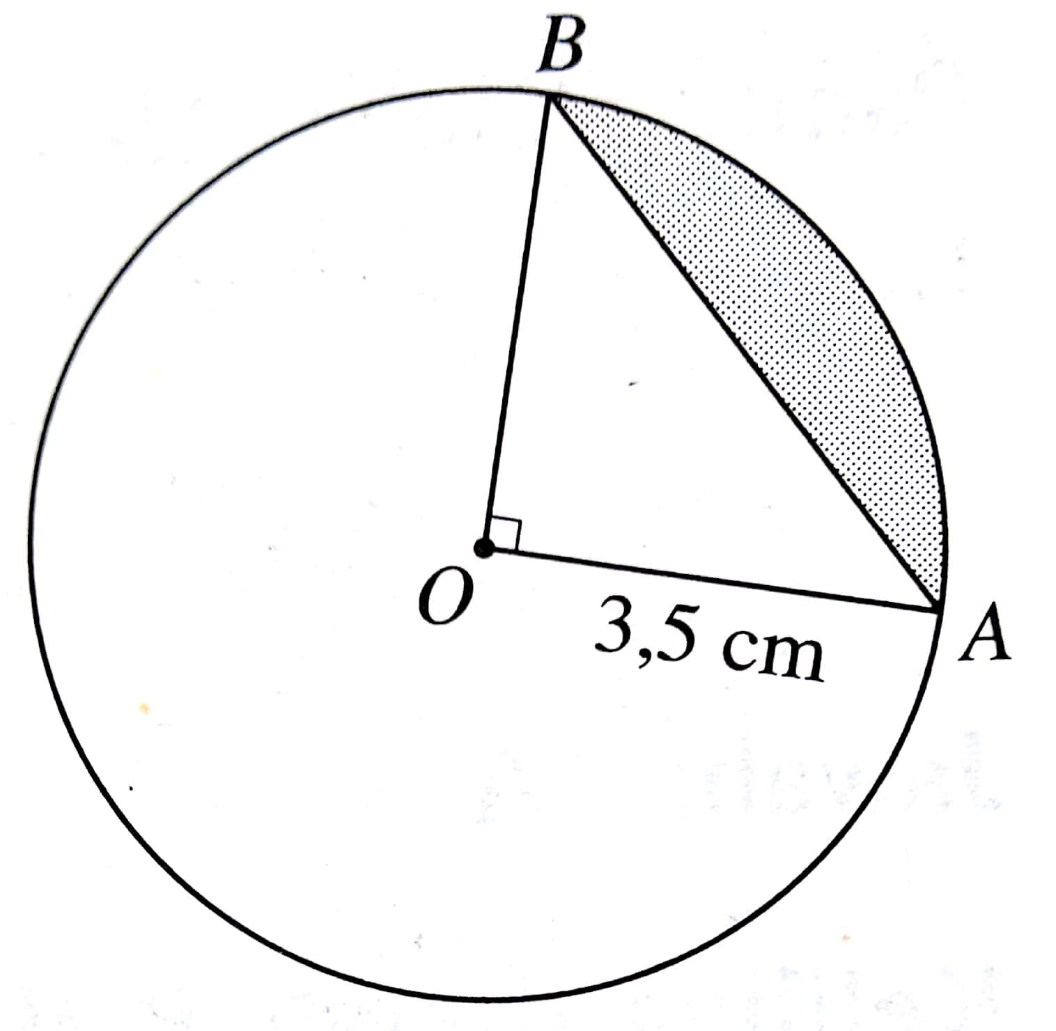 Pembahasan Soal Lingkaran Matematika Smp Bang Ayyas