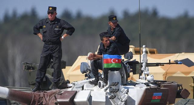 Azerbaiyán recibió armas checas a través de Israel
