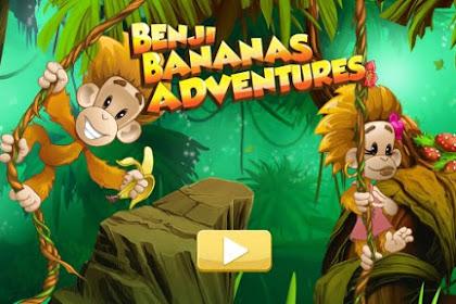 Benji Bananas Adventures v 1.26 Mod Apk (Lots of Money)