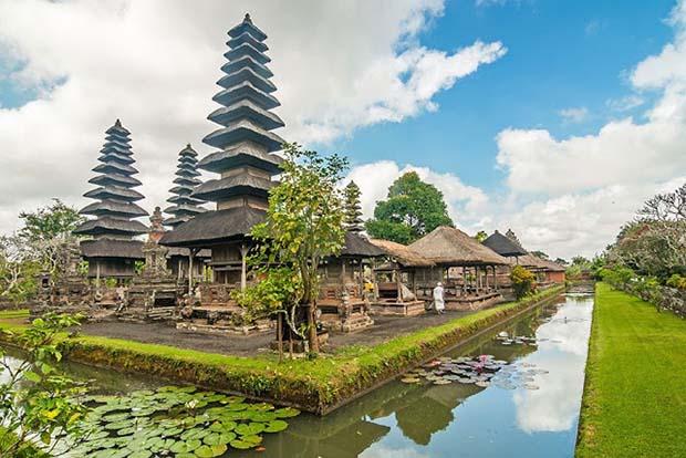 Pura Taman Ayun, Pesona Bersejarah Cagar Budaya Peninggalan Raja Mengwi