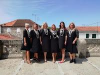 ženska klapa Metkovke video spot Milna slike otok Brač Online