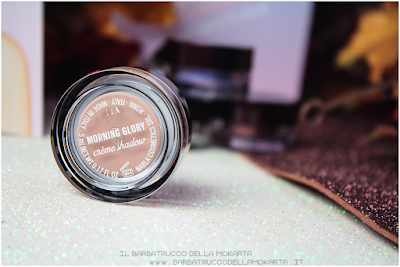recensione morning glory POTION PARADISE OMBRETTI CREMA NABLA CREME SHADOW